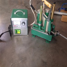 Crazy Price Manual Welding Tool for PVC Window Making/Portable Upvc Corner Welding Machine