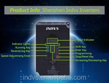 vary fast delivery vfd single phase 3 phase 0.4kw ac frequency converter