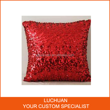 Fashion Hand Stitching Multicolor Decorative Pillow