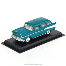 L4011 die-cast CHEVROLET NOMAD-1957 classic model cars