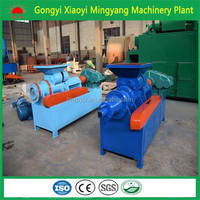 Large capacity with CE Powder Coal Rod Briquette Forming Extrusion Extruder Machine