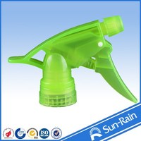 Automotive care plastic foam trigger sprayer for water spray