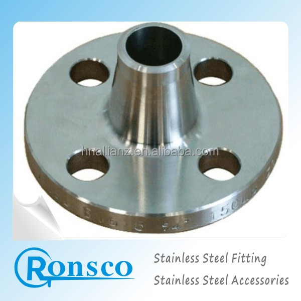Ansi B16.5 300lb Astm 304l Stainless Steel Forged Blind Flange