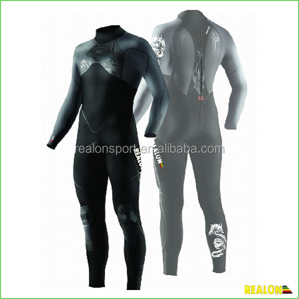 custom neoprene surfing suit