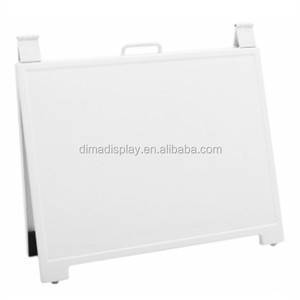 a frame sign,a frame,pvc A stand sign