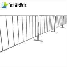 2014 new product hot galvanzied anti-climb portable temporary mobile-guard fencing panel from china supplier