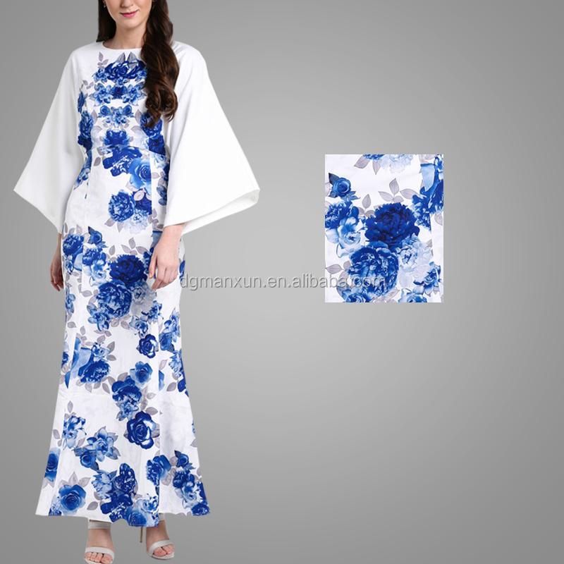 Latest Muslim Women Jubah Printing Long Dress Fashion Wholesale Dubai Abaya Muslimah New Style Jubah Abaya For Women (3).jpg