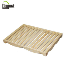 Promotional Wholesale Solid Pine Wooden Tray For Bread