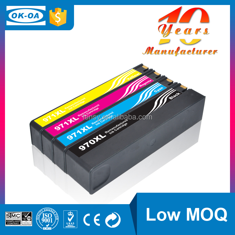 compatible for hp 970 971 ink cartridge officejet pro x451dw