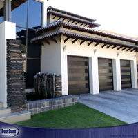 Grooved Style Timber Garage Doors