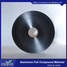 Good effect aluminum packaging foil mylar rolls of shrinking air duct material