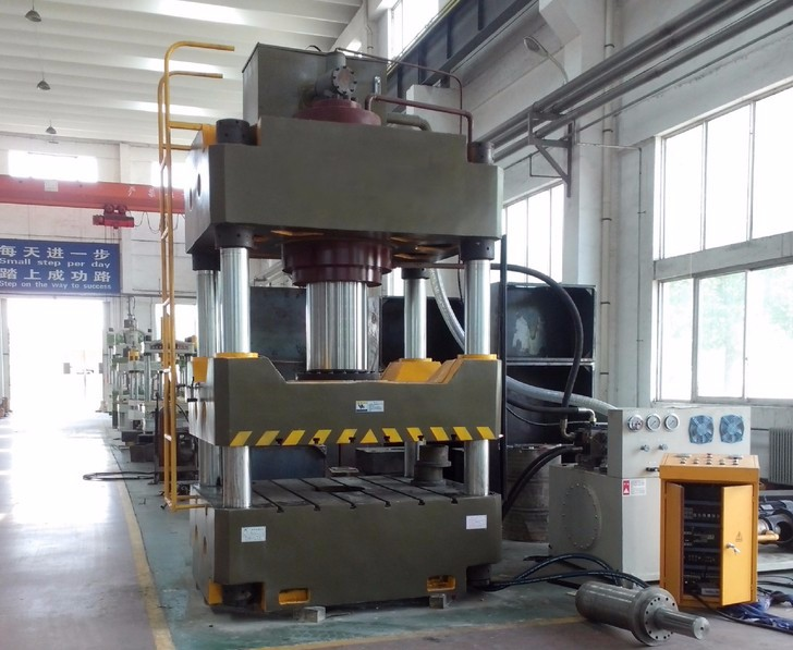 YL32 china sheet metal punch press machine