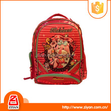 2016 high quality new models wholesale mochilas school bag for girls