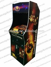 "Classical games 1000 in 1 Game PCB Street Fighting (Verical) arcade Machine With 19"" LCD and American joystick and button"