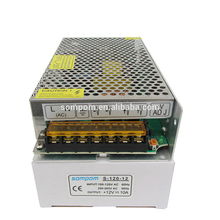12V10A power supply 120W LED Strip switching power supply