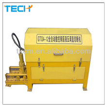 GTQ4-12CNC hydraulic wire straightening & cutting machine