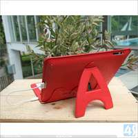 4000mAh Battery Built-in Leather Bluetooth keyboard for Apple iPad 2/3/4/5 Air FCC,CE,ROSH Approved P-BLUETOOTHKB032