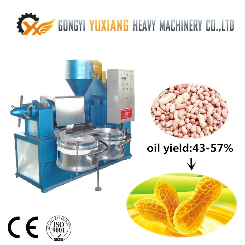 Top quality green project soybean oil press machine price