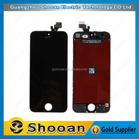 cherry mobile phone parts digitizer assembly lcd touch screen for iphone 5
