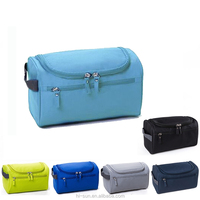 6 colors New design Toilet Bags Travel Organizer Pack Men and Women Polyester cosmetic bags