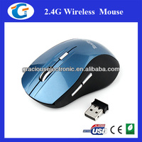 2.4 GHz Mini Wireless Optical Mouse For PC Laptop Macbook