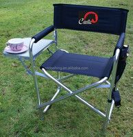 Table cooler fold up beach camping director chair