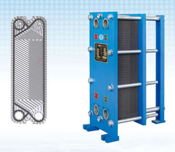 2013 new Br-30 plate heat exchanger with corrosion resisting material