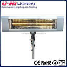 2000W CE,GS,ROHS Approved Patio Halogen <strong>Heater</strong> outdoor