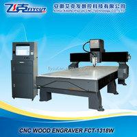 DSP control CNC wood engraver CNC router machine