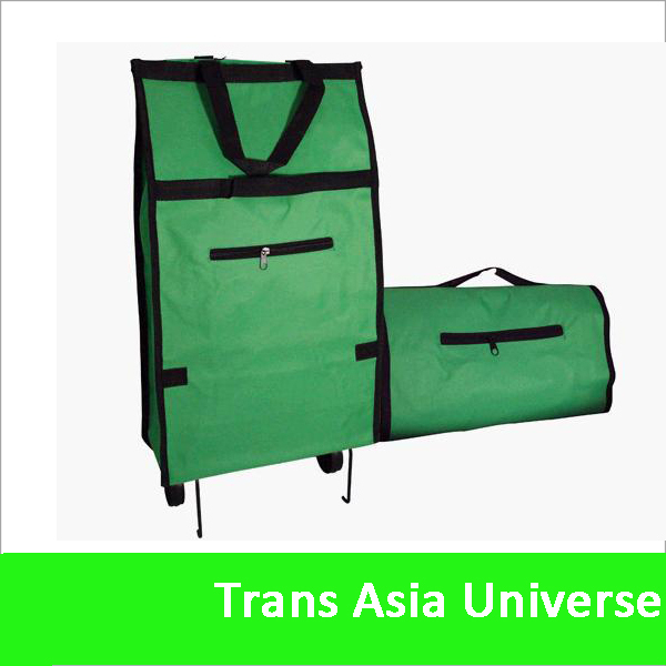 Hot Selling cheap custom shopping roller bag