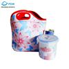 China factory wholesale high quality OEM fitness cooler flat lunch bag