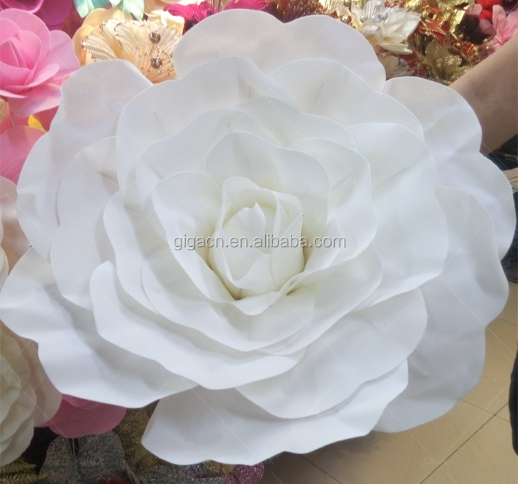 GIGA giant walls handmade paper flowers sale