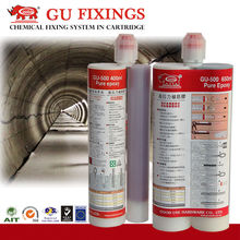 Tunnel application modified epoxy injection grout for repairing bolt chemical