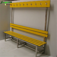 Jialifu changing room long hpl bench