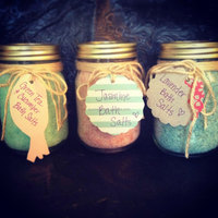 Relaxing Homemade Bath Salts