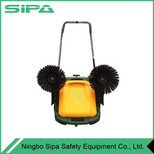 mechanical hand push floor cleaning road sweeper Manual Sweeper