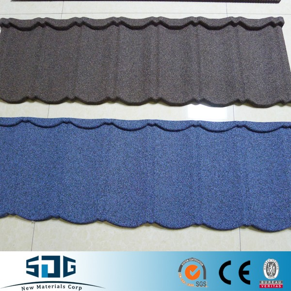 warranty for 30 years cheap stone coated metal roof tile/ asphalt roofing shingle corrugated steel roofing