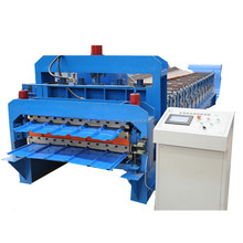 roll form machine roof