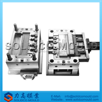 Plastic drawer part mould&plastic injection mould