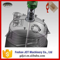 Reactor for adhesive tape log roll cutting machine