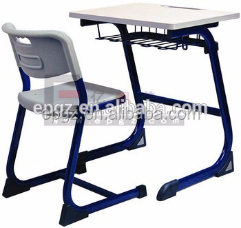Low Price Chair Table School,Adult Study Table Chair,Names of China School Furniture Companies