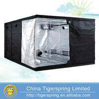 Dark room outdoor grow tent different size for choice