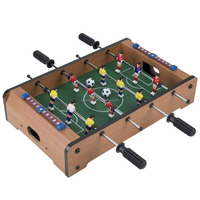 Mini TableTop Foosball,Tabletop football,Mini wooden football table