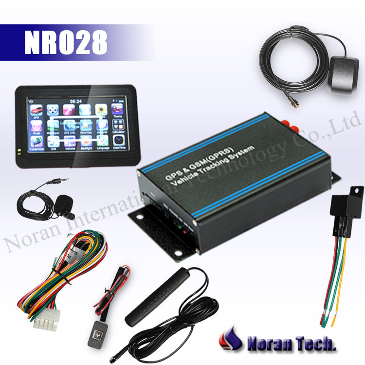 Vehicle GPS Navigator Real time gps gsm tracker module