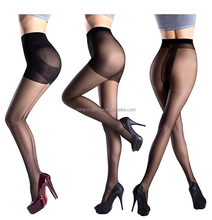 Pantyhose 3 Pack in Different Style-Control Top Tights Sheer-T Crotch Stockings For Slit Dress-Pantyhose With Opaque Pantie