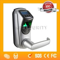 HF-LA601 Reversible Handle Security Finger Printing Electronic Lock For Safe