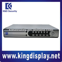 High Compression 8ch H.264 Realtime D1 3G Desktop Digital Video Recorder with 2 USB