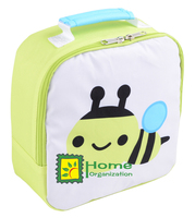 2016 New Design bee kids lunch bag for school