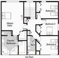 Home Information Packs Floor Plan, Architecture Drawing