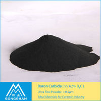 Used in Ceramic Tooling Dies | 99.62% -0.5um Boron Carbide